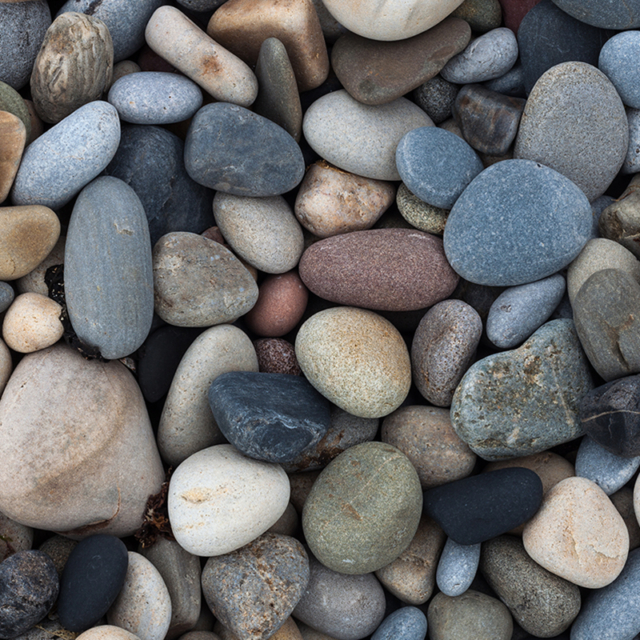 Expodecor-Pebbles on Bracelet Bay on the Gower peninsular Swansea UK