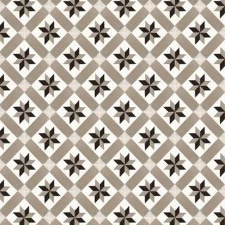 Expodecor-Mosaic0620-Beige cement tiles