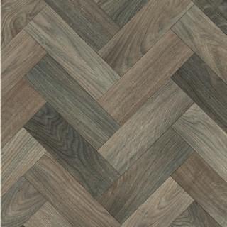 PVC-Expowood-1028-Light Brown et Grey Chevrons